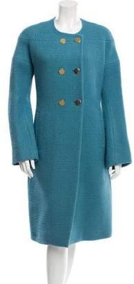 Derek Lam Wool Double Breasted Coat w/ Tags