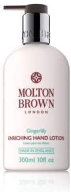 Molton Brown Gingerlily Enriching Hand Lotion/10 oz.