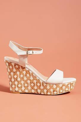 01c977a30d4f Anthropologie Arden Cork Platform Sandals