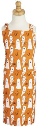 "Sur La Table Boo"" Halloween Childs Apron"