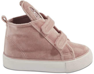 Joe Fresh Baby Girls Bunny Ear High Top Sneakers