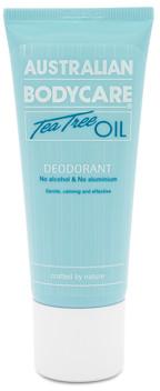 Australian Bodycare Tea Tree Oil Deodorant 65ml