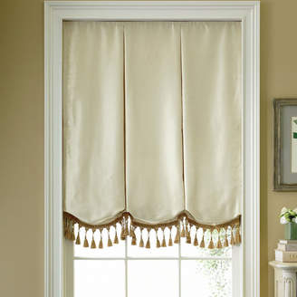 JCPenney JCP HOME HomeTM Custom Milan Solid Roman Shade
