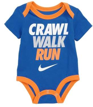 Nike Crawl Walk Run Bodysuit