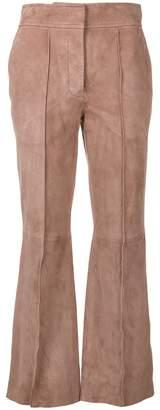 Joseph lambskin trousers
