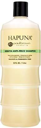 Paul Brown Hawaii Hapuna Anti-Frizz Shampoo Liter