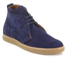Saks Fifth Avenue COLLECTION Double Layer Suede Chukka Boots
