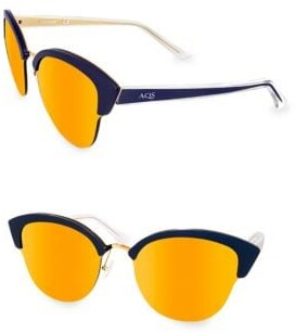 Cat Eye SERENA 70MM Sunglasses