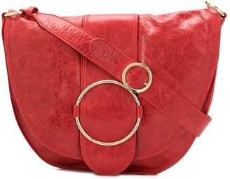 L'Autre Chose buckle detail hobo bag