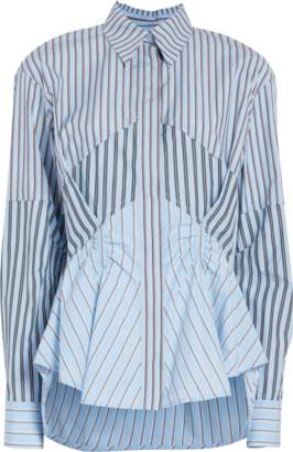 Carven Asymmetric Shirt
