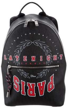 Christian Dior Rucksack Late Night Backpack