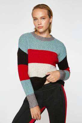 Pam & Gela Striped Sweater