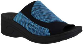 Easy Street Shoes Slight Womens Slide Sandals