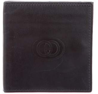 Gucci Vintage Leather Coin Wallet
