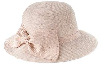 Lauren Conrad Women's Bow Back Cloche Hat