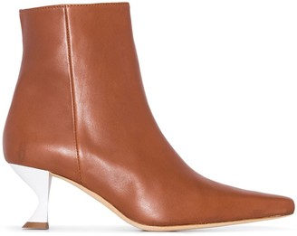 Kalda Silex ankle boots