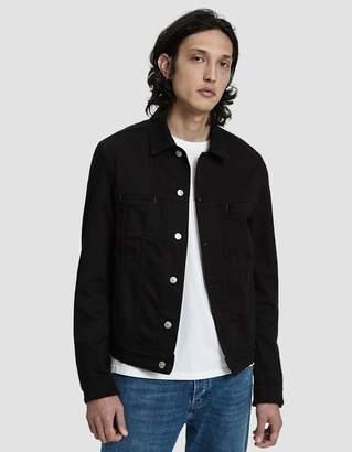 Acne Studios Pass Denim Jacket in Black