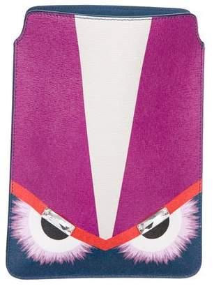 Fendi Embellished Monster Case