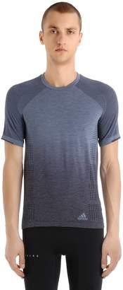 adidas Wool Primeknit Short Sleeve T-Shirt