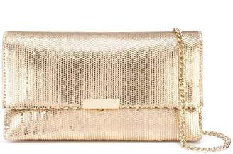 Loeffler Randall metallic shoulder bag