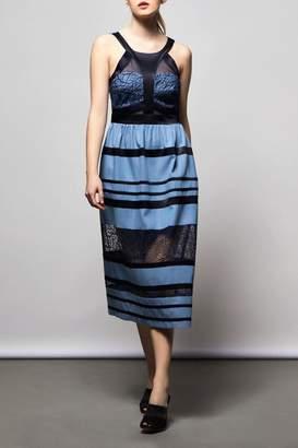 Nisse Lace Cutout Dress