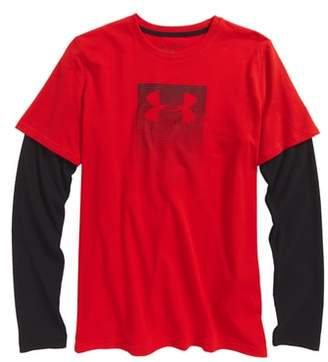 Under Armour Long Sleeve HeatGear(R) T-Shirt