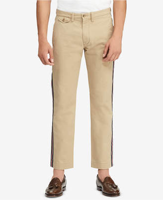 Polo Ralph Lauren Men Stretch Straight Fit Bedford Chino Pants