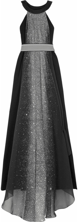 Jonathan Saunders Argyll & Ariel dress
