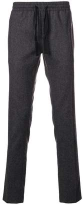 Zadig & Voltaire Zadig&Voltaire drawstring fitted trousers