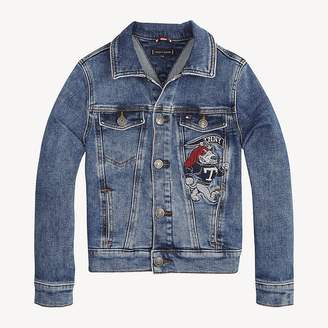 Tommy Hilfiger Mascot Denim Jacket