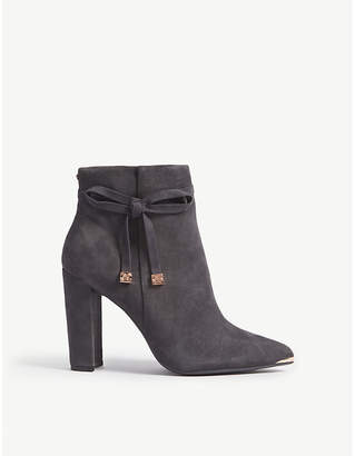 Ted Baker Qatena suede ankle boots