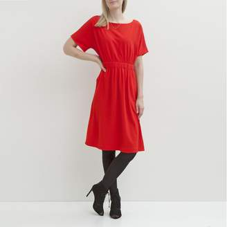 Vila Short-Sleeved Dress
