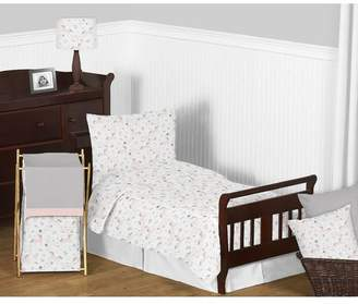 JoJo Designs Sweet Unicorn 5 Piece Toddler Bedding Set