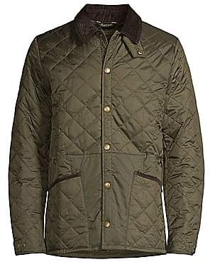 Barbour Men's Icons Liddesdale Box Quilted Jacket