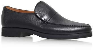 Stemar Leather Wide Fit Loafer