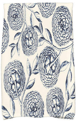 Laurèl Foundry Modern Farmhouse Jud Antique Flowers Hand Towel