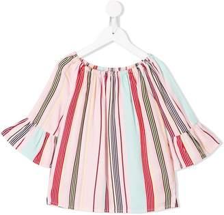 b603ef33fe2407 Tommy Hilfiger Pink Shirts   Blouses For Girls - ShopStyle UK
