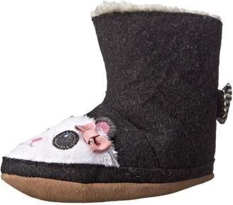 Robeez Panda Crib Shoe (Infant)