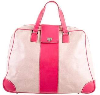 Lambertson Truex Leather Tote Bag