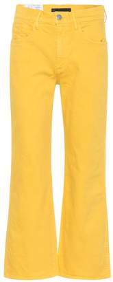 3x1 W4 Shelter high-rise wide-leg jeans