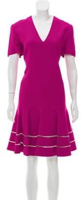 Fendi Dahlia Flounce Dress w/ Tags