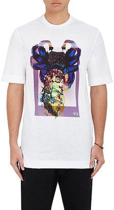 Y-3 Men's Alien-Graphic Jersey T-Shirt $150 thestylecure.com