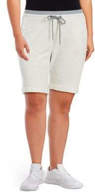 Andrew Marc Performance Plus Rolled Cuffed Shorts