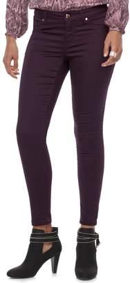 JLO by Jennifer Lopez Women's Super Stretch Skinny Jeans