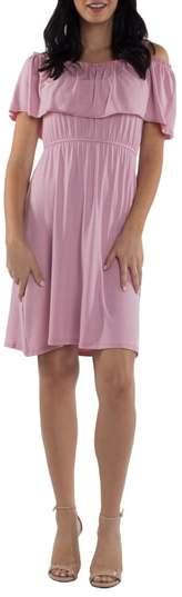 Udderly Hot Mama Reagan Nursing Dress