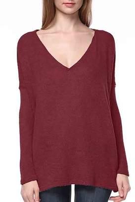 Piko 1988 Rosa V-Neck Sweater