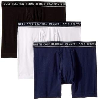 Kenneth Cole Reaction 3-Pack Basic Boxer Brief Men's Underwear