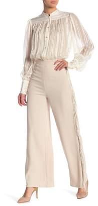 Gracia Side Tasseled Pants