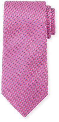 Charvet Graphic-Pattern Silk Tie