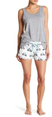 PJ Salvage Wild Ride Thermal Knit Shorts
